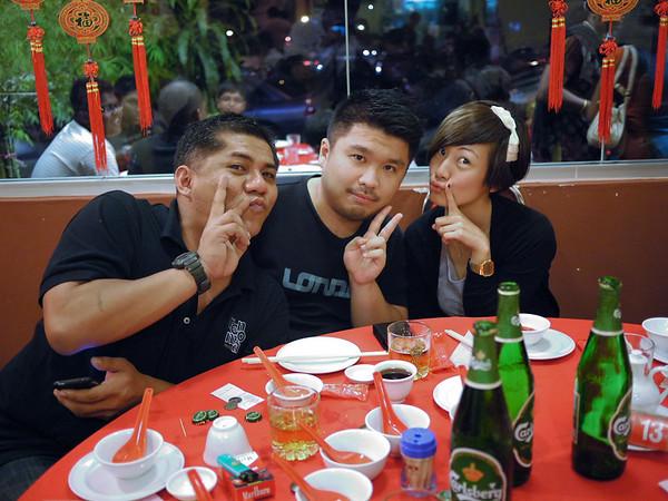 PK Sau Koong Dinner