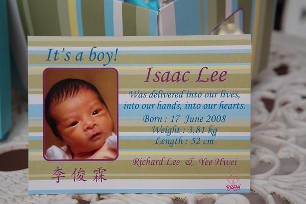 Isaac Lee's Full Moon